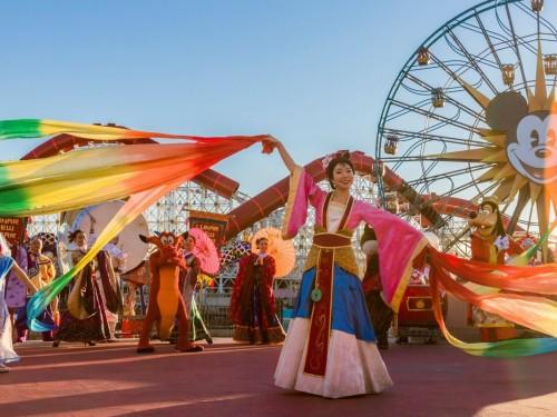 Disneyland Resort s'apprête à célébrer le Nouvel An lunaire avec de nouvelles expériences amusantes