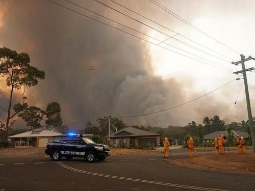 Malgré les incendies, l'Australie reste un endroit sûr à visiter, selon les voyagistes