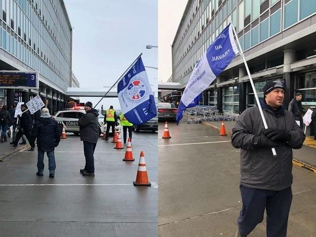 La grève de Swissport se poursuit… sans trop affecter les opérations d'ADM
