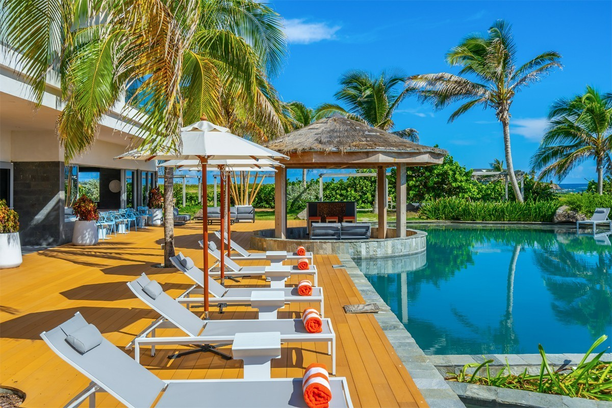 Le Koi Resort Saint Kitts de Curio Collection by Hilton est maintenant ouvert