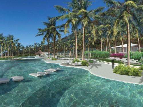 L'ouverture du Secrets St. Martin Resort & Spa est reportée