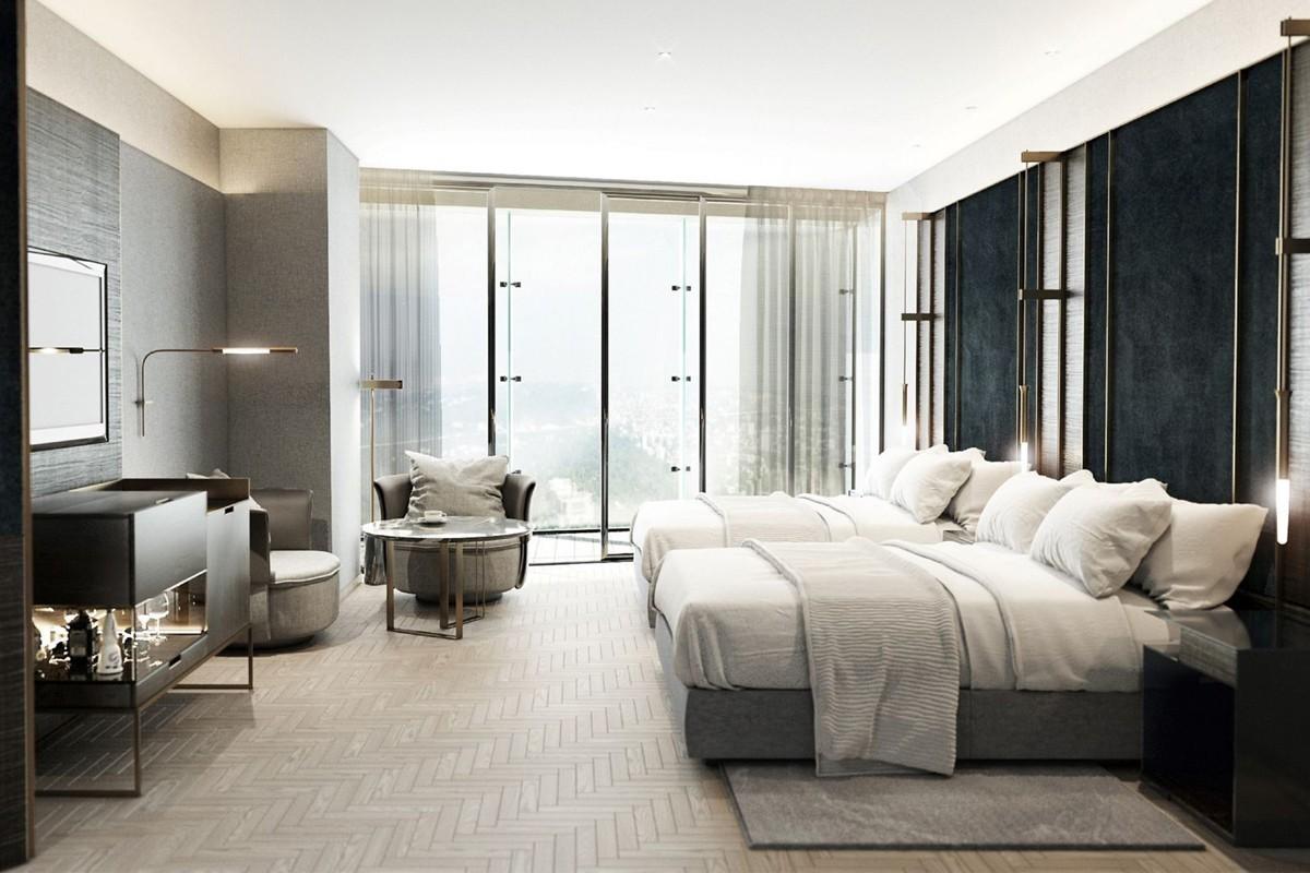 Le Ritz Carlton ouvre un nouvel hôtel de luxe à Mexico