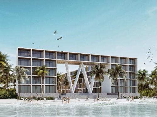 Un W à Playa del Carmen en 2023