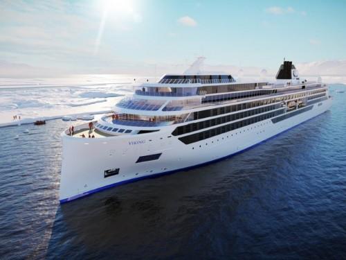 Viking lance une nouvelle série de voyages d'expédition