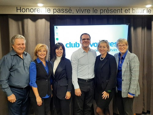 TDC : Raymonde Potvin cède les rênes de ses deux agences Club Voyages