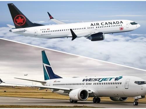 Air Canada et WestJet maintiennent le retrait des 737 Max jusqu'en juin