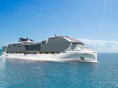 MSC Cruises commande 2 autres navires fonctionnant au GNL et regarde vers l'avenir
