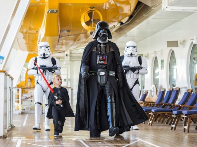 Disney Cruise Line annonce les dates de 2021 pour Star Wars Days At Sea