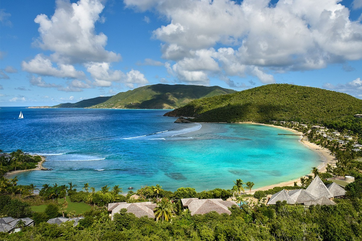 PHOTOS: Réouverture du «légendaire» Rosewood Little Dix Bay à Virgin Gorda