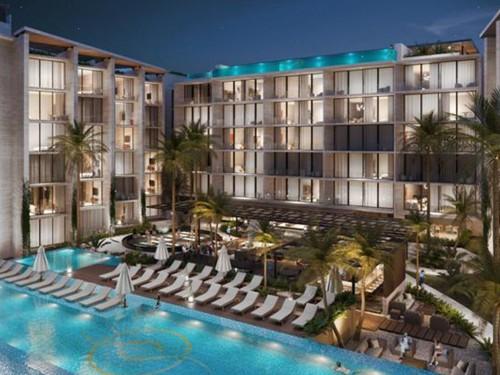 Dream Hotel Group : un condo-hôtel de luxe à Playa Del Carmen en 2023
