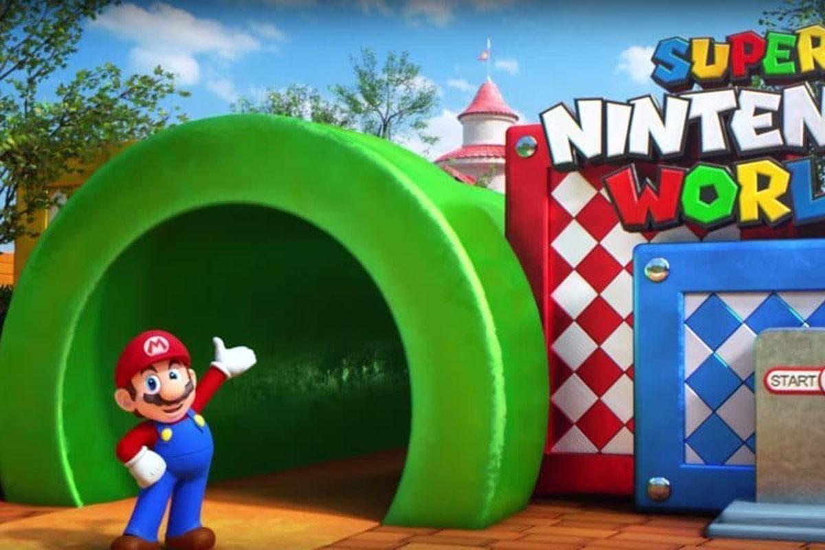 Un parc Super Nintendo World ouvrira bien à Orlando