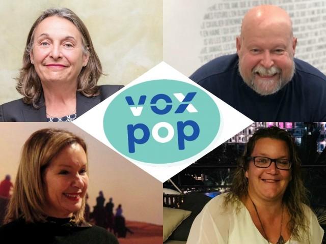 VOX POP : Le nouveau coronavirus vous inquiète-t-il ?