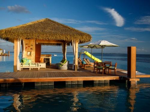 PHOTOS: Perfect Day at CocoCay de RCI a désormais des bungalows sur l'eau
