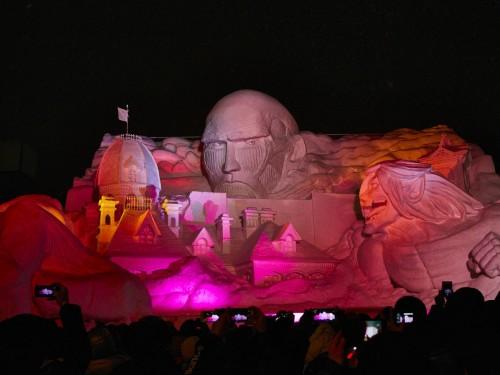 Le Japon en hiver : des festivals extraordinaires !