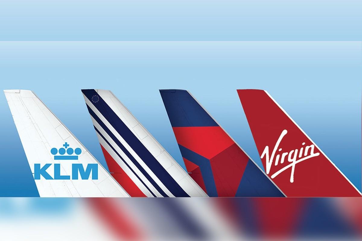 Air France, KLM, Delta et Virgin Atlantic lancent leur nouveau partenariat