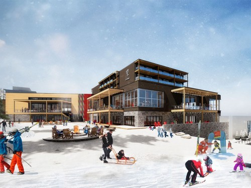 PHOTOS : Le Club Med Québec Charlevoix se dévoile avec de nouveaux visuels