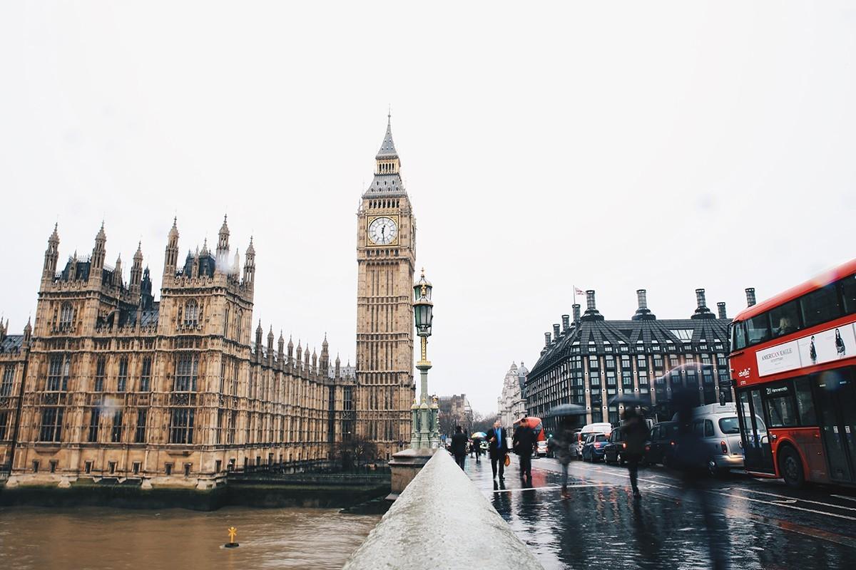 Les visites des Canadiens au Royaume-Uni atteignent des records