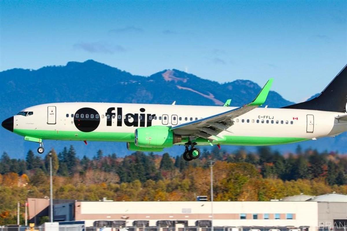 Flair Airlines annonce une expansion vers l'est, mais ne prévoit toujours rien au Québec