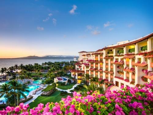 Pleins feux sur trois hôtels Velas Resorts à Vallarta