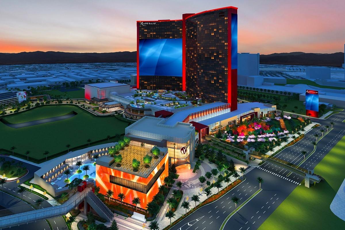 Hilton refera surface sur la « Strip » en 2021 avec un hôtel de 3500 chambres