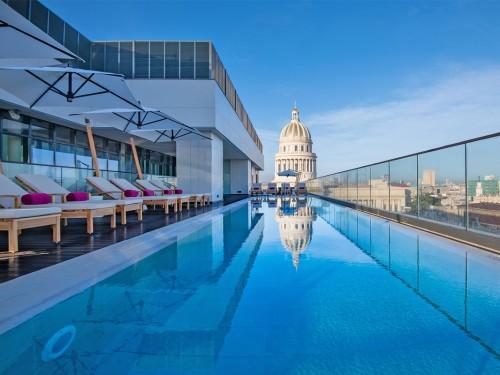 PHOTOS : une expérience grandiose au Gran Hotel Bristol à Cuba