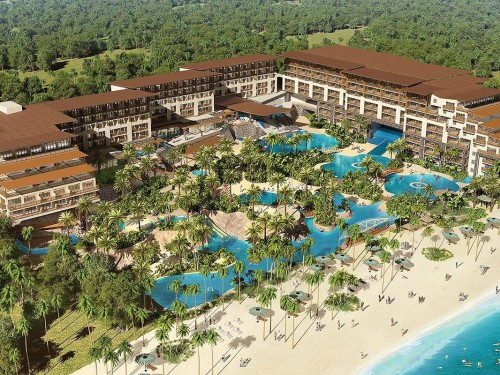 PHOTOS : Le Now Natura Riviera Cancun est maintenant ouvert