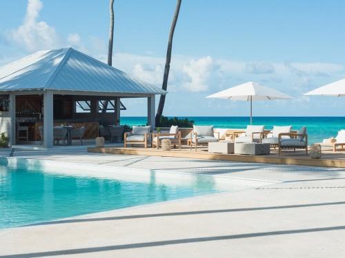 Ce magnifique hôtel boutique aux Bahamas est tenu par un couple de Canadiens !