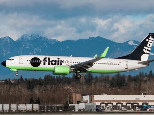 Flair Airlines pourrait bientôt débarquer à Montréal