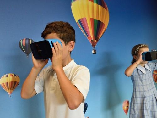 Groupe Atrium propose de voyager... avec la réalité virtuelle !