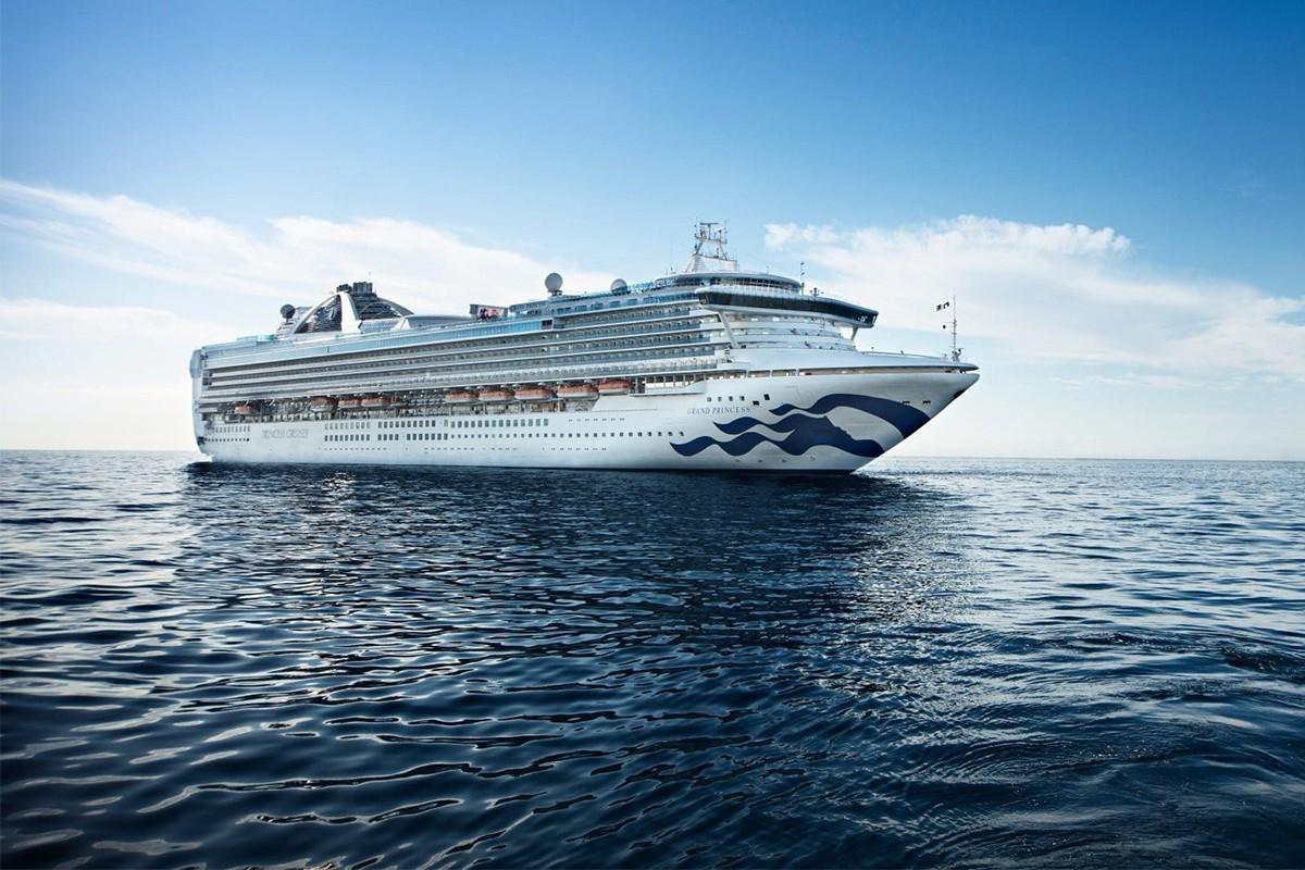 COVID-19 : Princess Cruises stoppe ses navires et ses opérations pendant 60 jours
