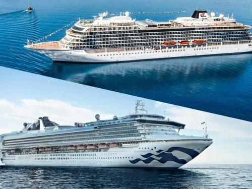 COVID-19 : les navires de Princess et Viking resteront à quai jusqu'en mai