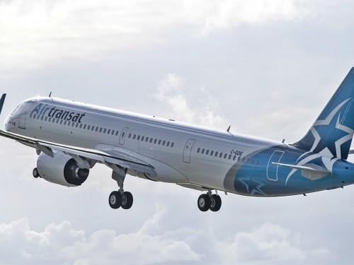Transat annonce la suspension progressive de ses vols jusqu'au 30 avril