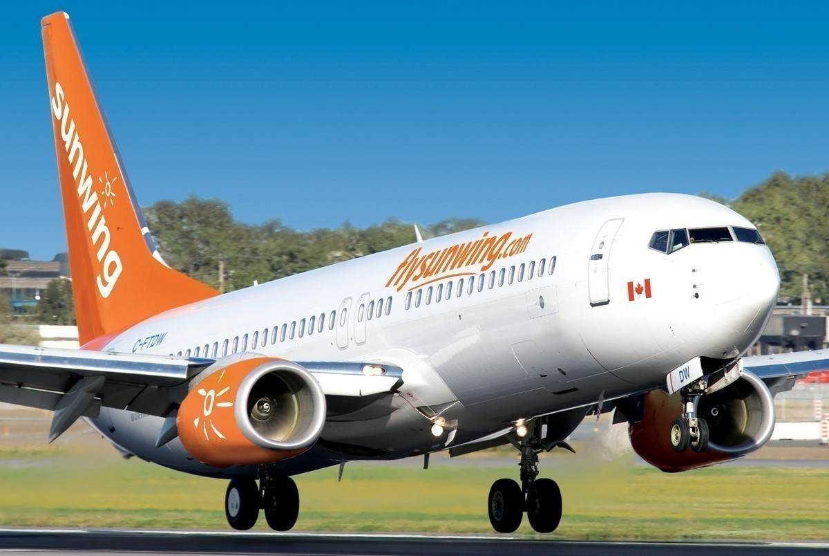 Sunwing a rapatrié un total de 44 000 Canadiens jusqu'à maintenant