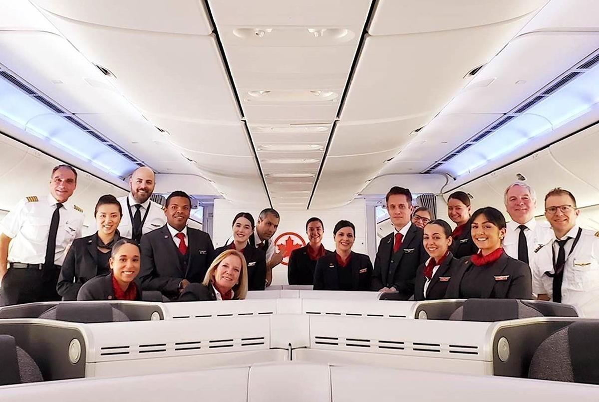Air Canada ramène à la maison 444 Canadiens du Maroc, deux autres vols de rapatriements prévus