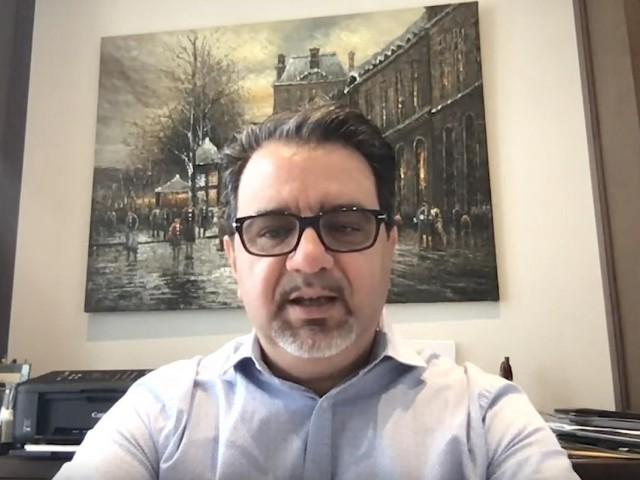 « Nous allons et nous devons persévérer ensemble... » dit Frank DeMarinis, PDG de TravelBrands, dans une vidéo