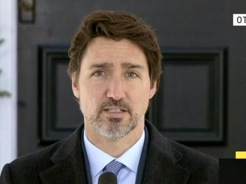 Trudeau : La Prestation canadienne d'urgence sera opérationnelle le 6 avril