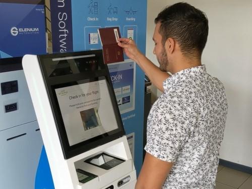 Etihad teste une nouvelle technologie pour identifier les voyageurs médicalement à risque