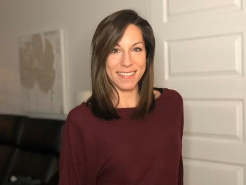 VIDÉO : un message d'encouragement de... Cynthia Cantin