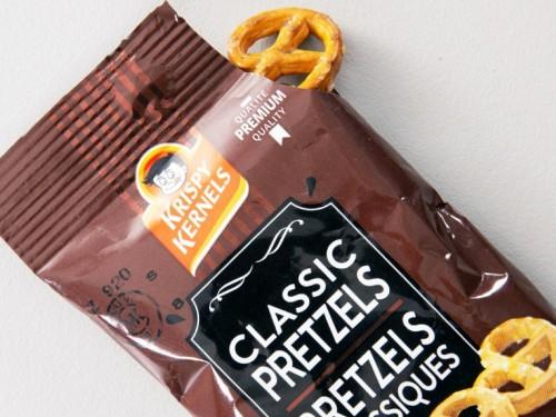 WestJet fait don de plus d'un million de paquets de bretzels