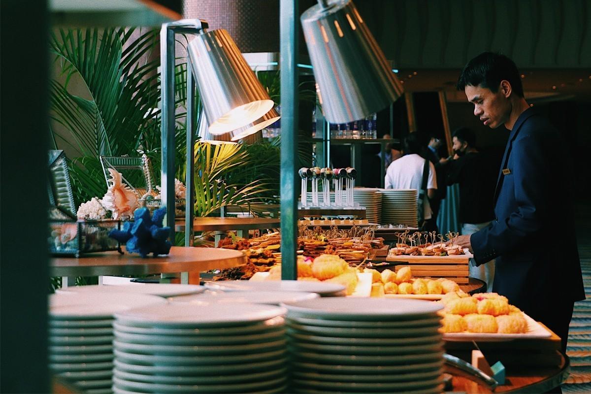 L'après-COVID : l'élimination des buffets pourrait être l'avenir des hôtels des Caraïbes, selon des experts