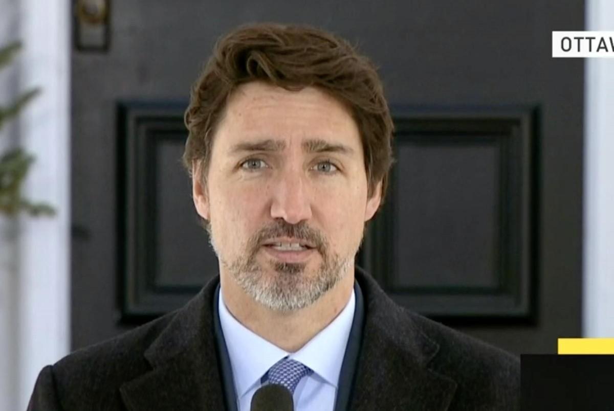Trudeau promet de soutenir prochainement l'industrie du transport aérien au Canada
