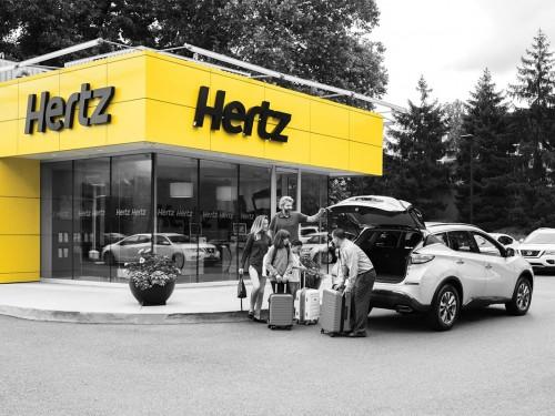 Hertz se place sous le régime des faillites aux États-Unis et au Canada