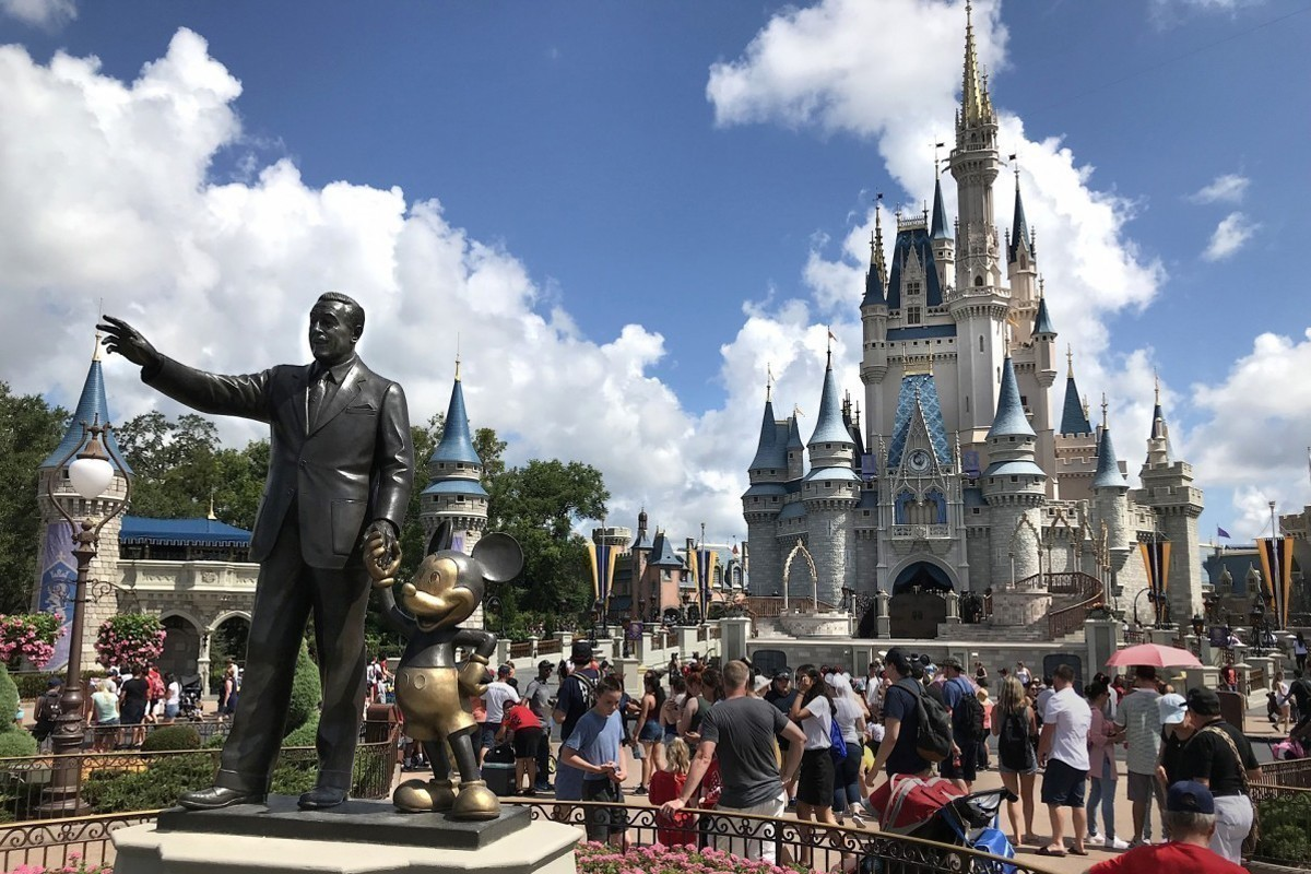Disney World fixe des dates de réouverture progressive