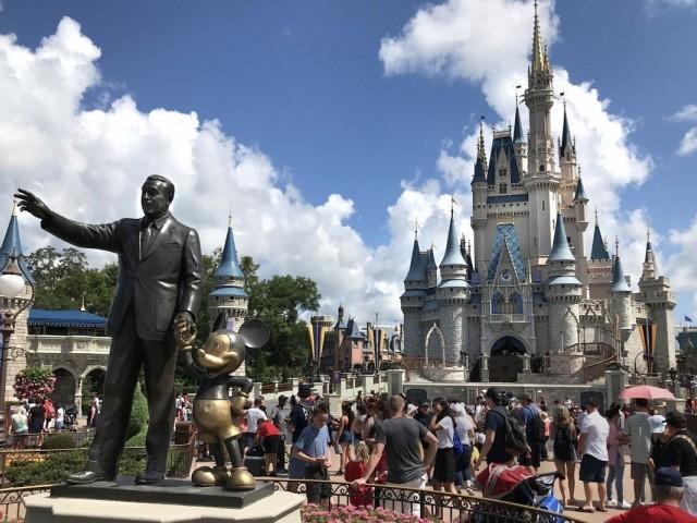 Disney World fixe des dates de réouverture progressive