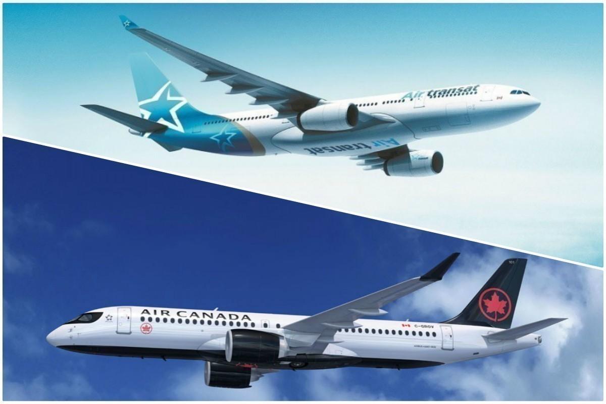 Air Canada nie avoir parlé de l'acquisition de Transat avec Ottawa