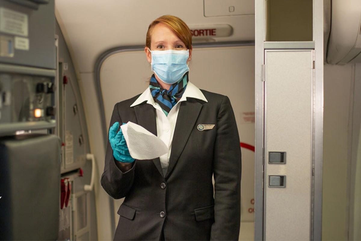 VIDÉO : WestJet renforce son programme d'hygiène avec de nouvelles mesures
