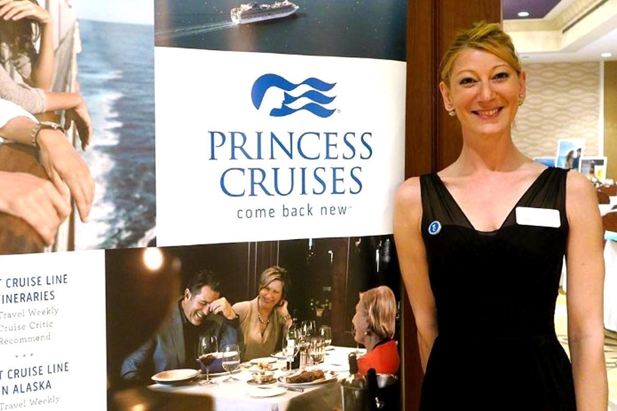 Princess Cruises : Émilie Giguère en pause jusqu'au 30 novembre