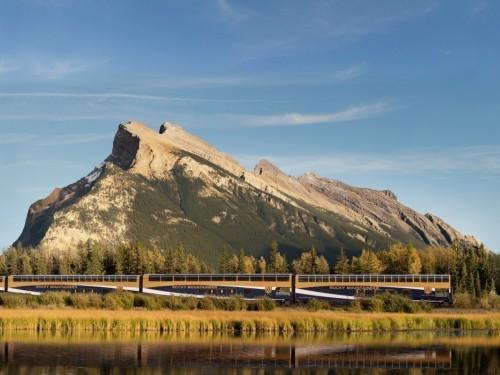 Le train Rocky Mountaineer ne roulera pas avant le 31 août