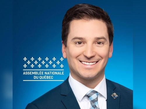 Agents de voyages, voici votre nouveau ministre : Simon Jolin-Barrette