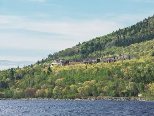 Club Med honoré au Canada pour son futur Village Club Med Québec Charlevoix